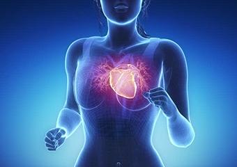 Bayan kalbi erkek kalbinden değişik çalışır
