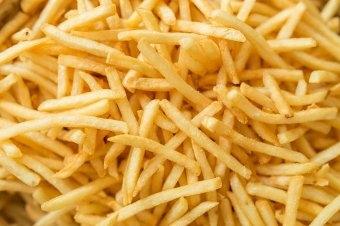 Kızarmış patates cinselliği öldürüyor
