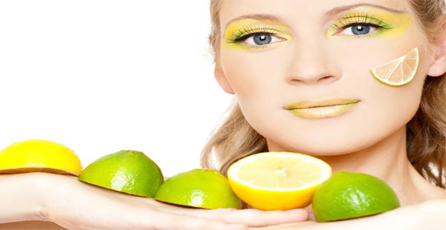 Sivilceler İçin Limon Maskesi Tasvirleri