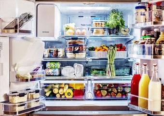 Buzdolabı düzenleme ve gıda depolama ipuçları