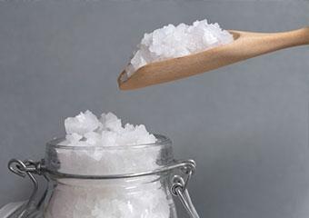 Kışın demir eksikliğini tuz ile destekleyin