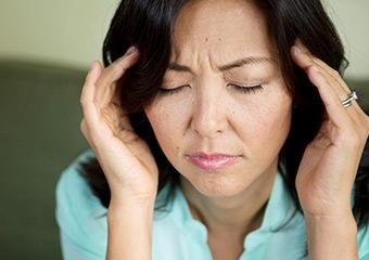 Migren ağrıları yanlış enfes almaktan olabilir mi
