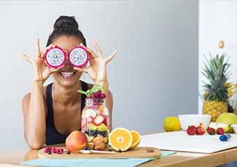 Göz sağlığınız için iyi beslenme