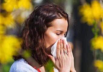 Bahar alerjisi hastalıklara neden olabilir