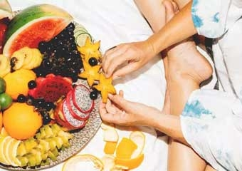 Vajinal sıhhat için harcamanız gereken 6 gıda