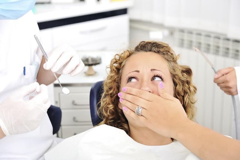 Diş Rehabilitasyonunda Fobiye Son