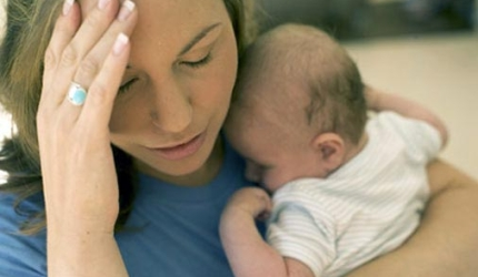 Gebelik Bunalımı Bebeğe Hasar Veriyor!