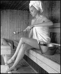 Sauna Kalp Sıhhati İçin Egzersiz Kadar Bereketli