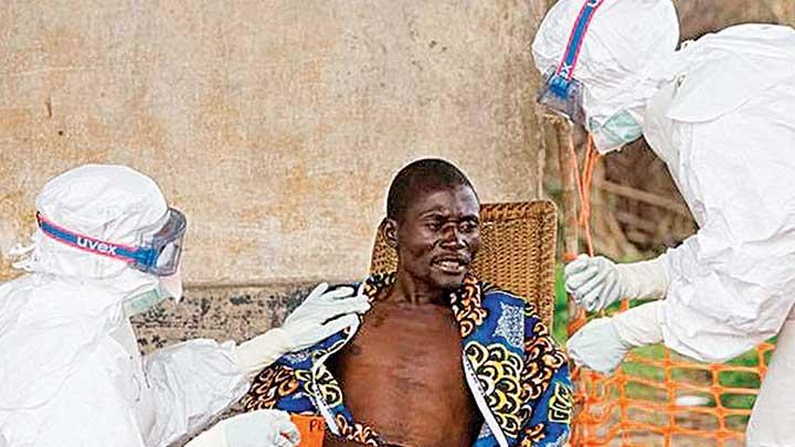 Vahim Hastalık Ebola