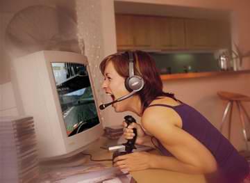 Video oyunları bunalıma itiyor