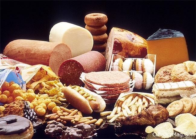 Yağlı Yiyecekler Hastalıkları Tetikliyor